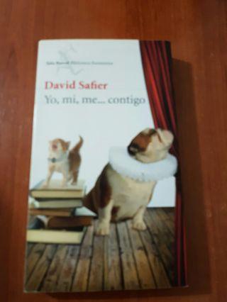 Libro David Safier: Yo mi me contigo
