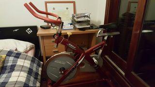 vendo bicicleta spinnig