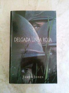 """Libro """"La delgada linea roja"""""""