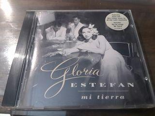 CD Gloria Estefan - mi tierra