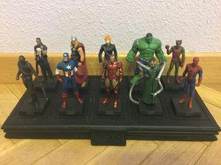 Colección Superheroes Marvel
