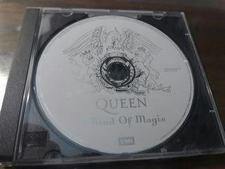 CD queen-a kind of magic