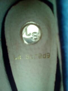 Zapatos la strada del corte inglés poco uso n 38