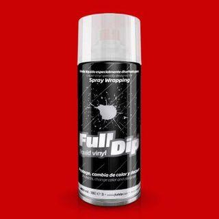 Full dip vinilo liquido rojo