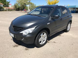 Coche Ssangyong Actyon 2007 4x4