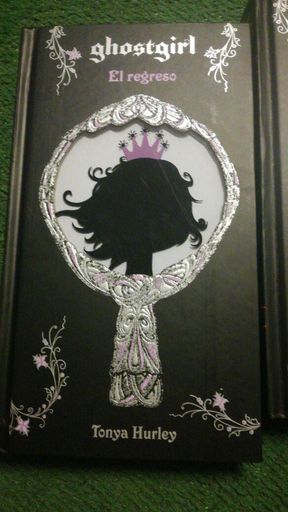 Saga libros ghostgirl leerlo te encantara