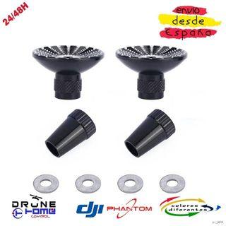 Negro DJI PHANTOM Joysticks de aluminio