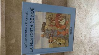 """Libro infantil """"LA HISTORIA DE NOÉ"""""""