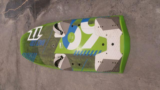 tabla de Kite North Race LTD Semi nueva