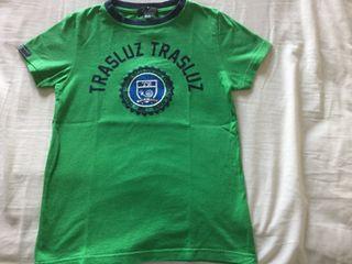 Camiseta Trasluz