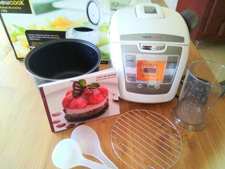Olla eléctrica. Robot Cocina Newcook 7203