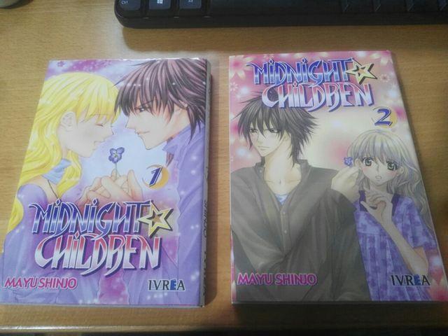 3005a5d84b18 Midnight Children Manga de segunda mano por 8 € en Barcelona en WALLAPOP