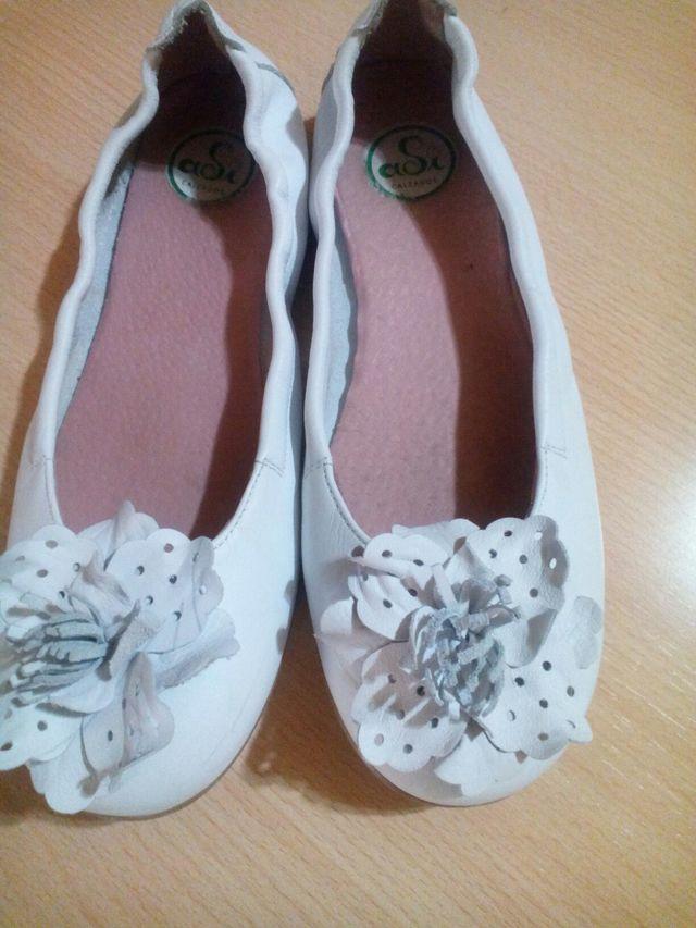 Zapatos/manoletinas