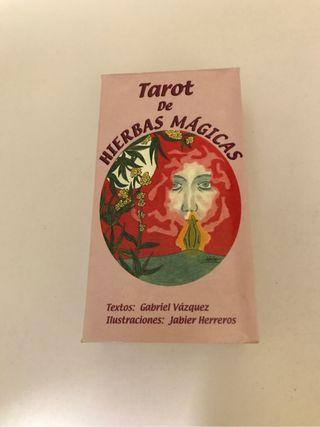 TAROT DE HIERBAS MAGICAS