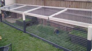 gallineros, jaulas para conejos