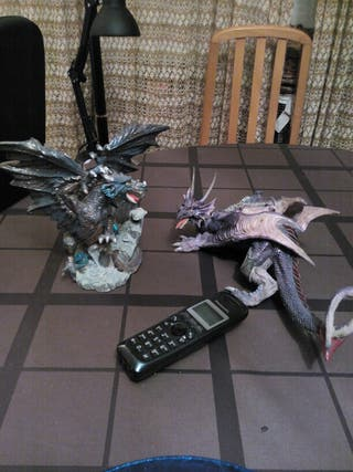 Dragones decorativos