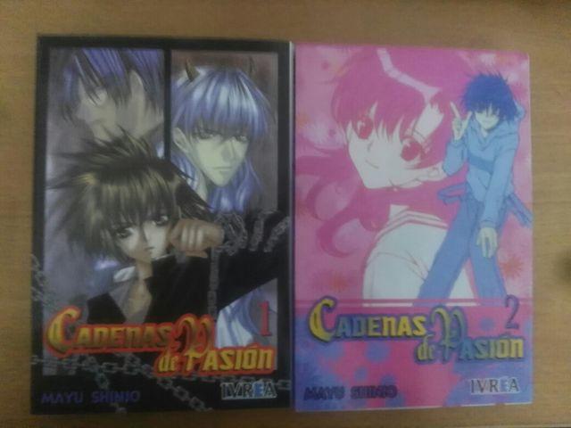 667d498ff23e Cadenas de Pasion Manga COMPLETO de segunda mano por 8 € en ...