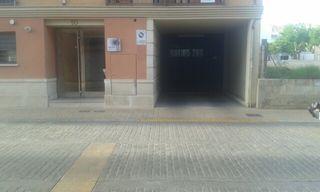 Plaza garaje alquiler Rocafort