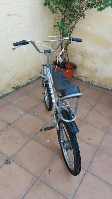 Bicicleta TORROT MX