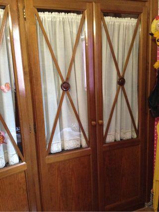 Puertas de madera grandes de segunda mano en la provincia de Almería ...