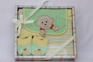 Pack regalo bebé a estrenar