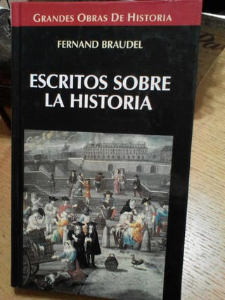 libro de historia