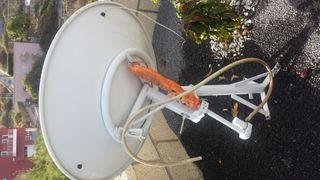 Antena parabólica 120 cm KATHREIN SatAn