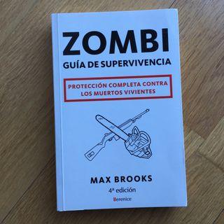 Zombi: Guía de supervivencia - Max Brooks