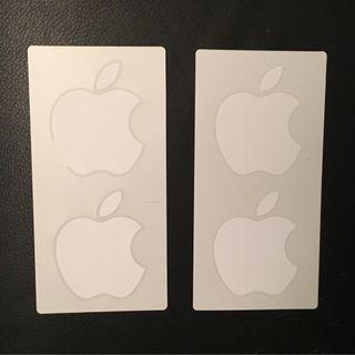 Pegatina original Apple