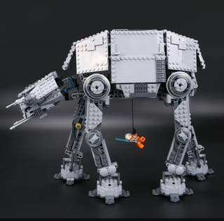 Lego compatible Star Wars AT-AT motorizado