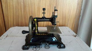 maquina de coser decoración