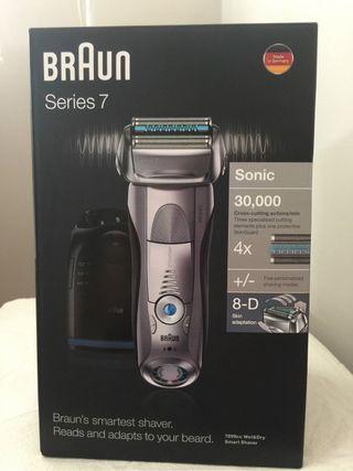 Braun Serie 7 7899cc Nuevo