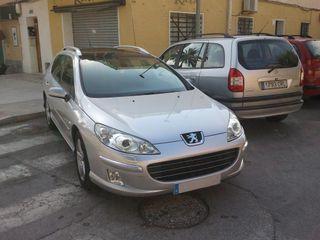 Peugeot 407 SW 2.2 163 CV Sport