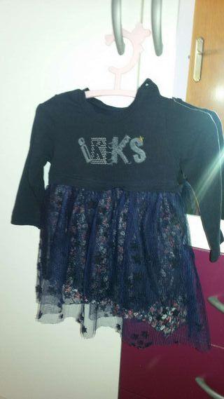 vestidito y chaqueta de la marca IKKS