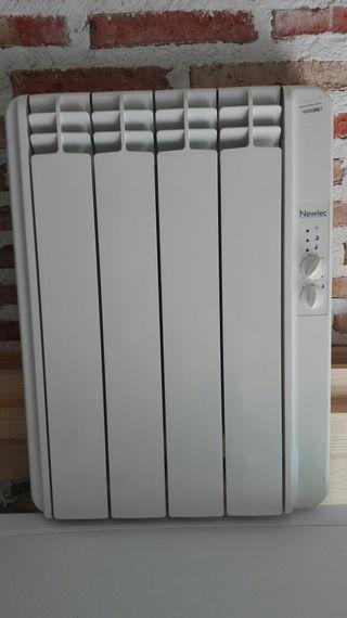 Radiador eléctrico 8 elementos