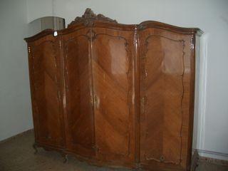 muebles antiguos nogal español