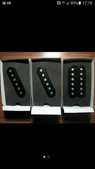 Pastillas/pickups Ibanez guitarra eléctrica.