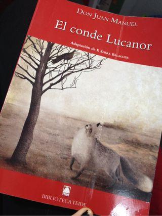 Libro el conde lucanor