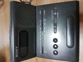 radio reloj despertador Sony ICF-C770
