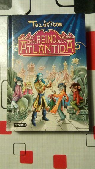 En el Reino de la Atlantida