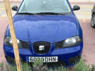 SEAT Ibiza 2005 1.4 75v gasolina