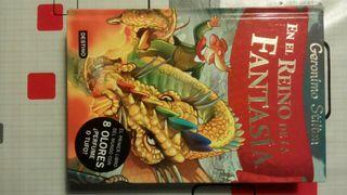 Libro En el Reino de la Fantasia