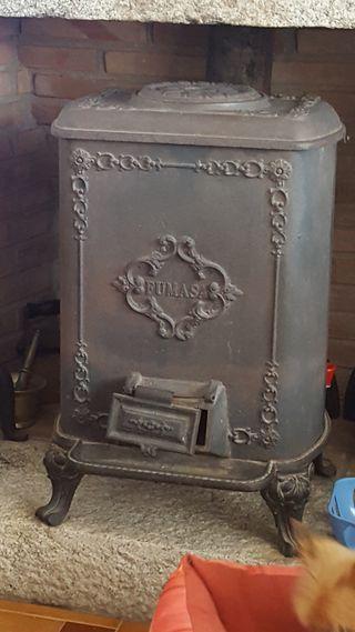 Estufa de hierro FUMASA