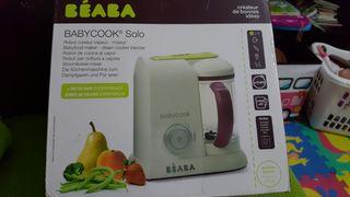 Beaba babycook solo Robot cocina