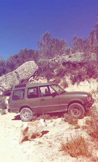 Land Rover piezas