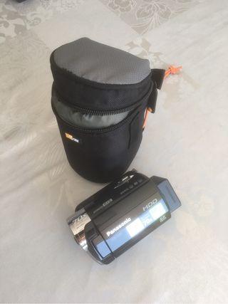 Camara de vídeo Panasonic SDR-H80 HDD