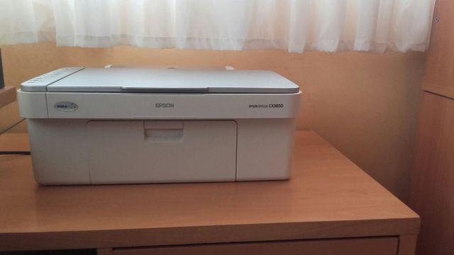 impresora escaner sin cartuchos d tinta
