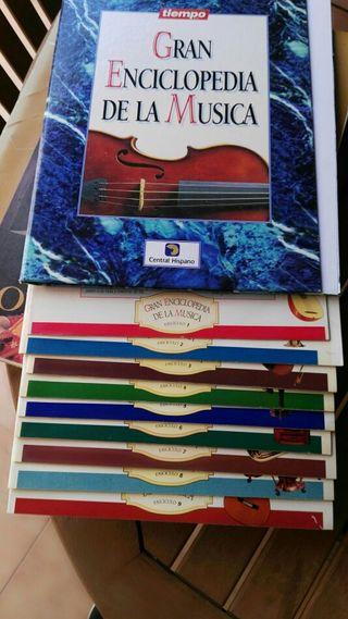 gran enciclopedia de la música