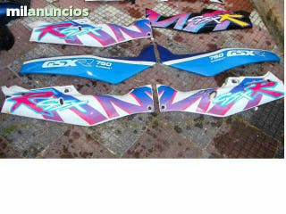 Tapas laterales gsxr 750