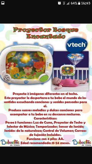 proyector bb vtech